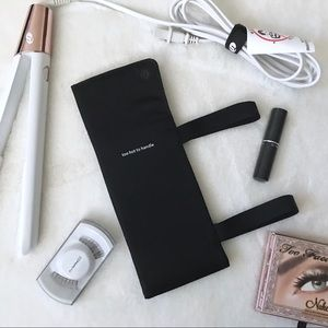 Black Lululemon Hot Tools Insulated Travel Bag